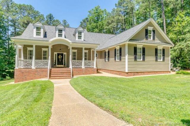 11678 River Crest Drive, Gloucester, VA 23061 (MLS #1820440) :: Chantel Ray Real Estate