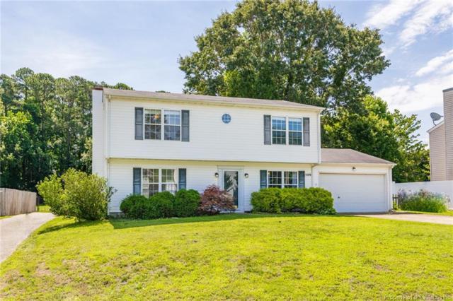 306 Charity Lane, Newport News, VA 23602 (#1822034) :: Abbitt Realty Co.