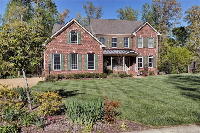 9428 Ottoway Court, Toano, VA 23168 (MLS #1822813) :: Chantel Ray Real Estate