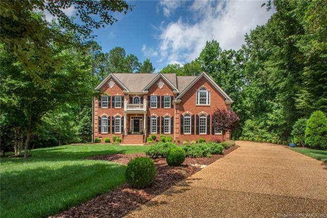 9417 Ottoway Court, Toano, VA 23168 (MLS #1822881) :: Chantel Ray Real Estate
