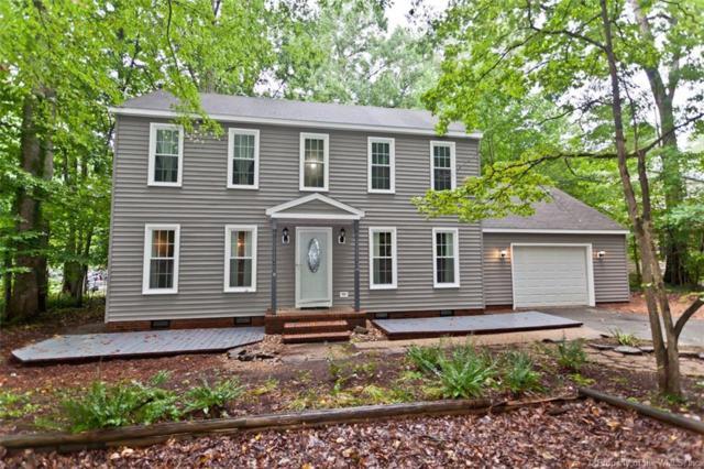 102 Warrens Pond Road, Toano, VA 23168 (#1826797) :: Abbitt Realty Co.