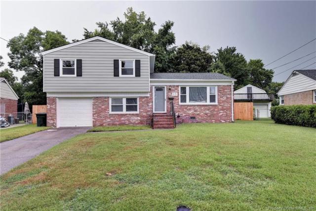 15 Winnard Road, Hampton, VA 23669 (#1826879) :: Abbitt Realty Co.