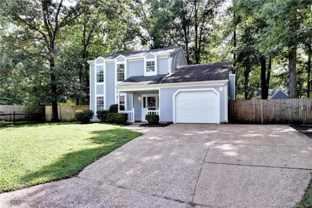 4 Finch Place, Newport News, VA 23608 (#1827429) :: Abbitt Realty Co.