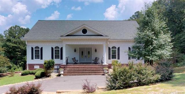 19207 High Bluff Lane, Barhamsville, VA 23011 (#1827673) :: Abbitt Realty Co.
