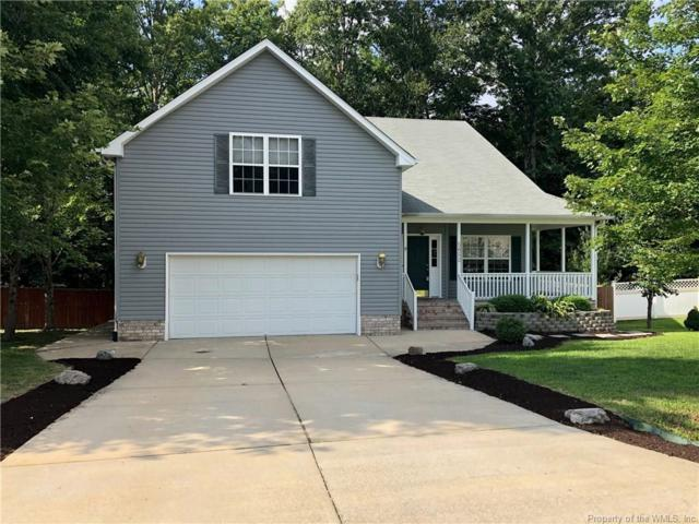 5852 Montpelier Drive, Williamsburg, VA 23188 (MLS #1829003) :: Chantel Ray Real Estate