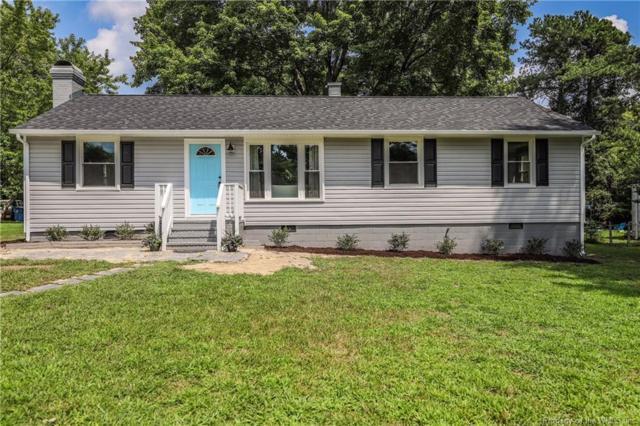 707 Mosby Drive, Williamsburg, VA 23185 (MLS #1829808) :: Chantel Ray Real Estate