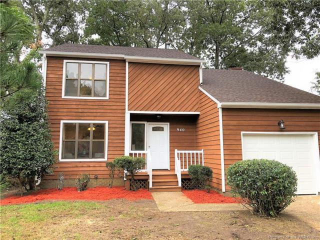 940 Jouett Drive, Newport News, VA 23608 (#1829887) :: Abbitt Realty Co.