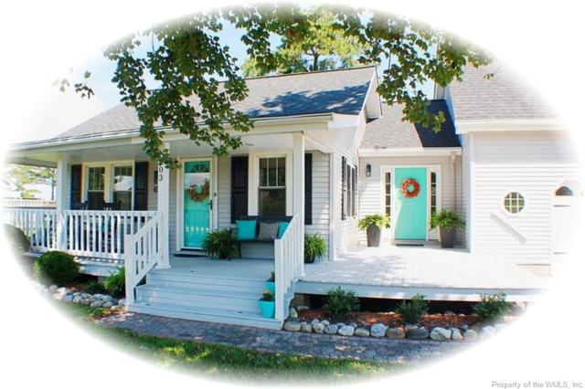 203 Belvin Lane, Yorktown, VA 23692 (MLS #1831919) :: Chantel Ray Real Estate