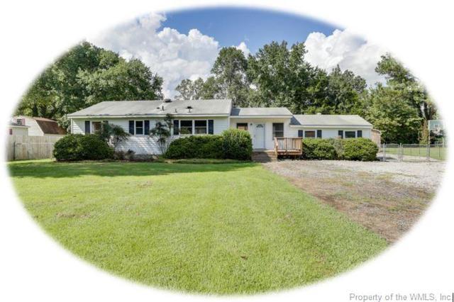 8153 Highview Drive, Gloucester, VA 23061 (#1832535) :: Abbitt Realty Co.
