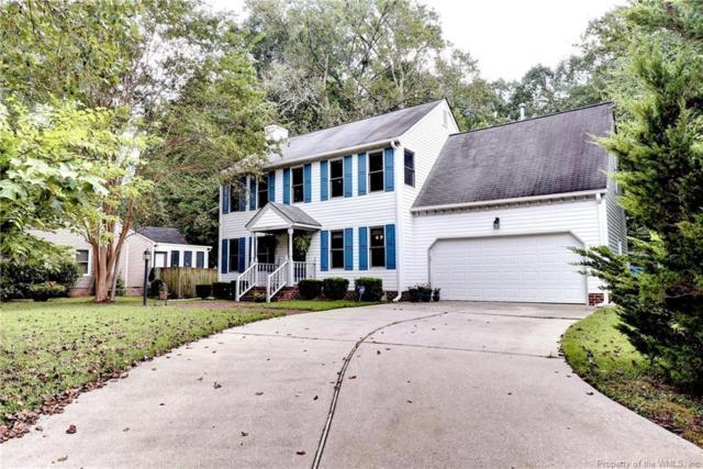 2891 Hidden Lake Drive, Williamsburg, VA 23185 (#1832542) :: Abbitt Realty Co.