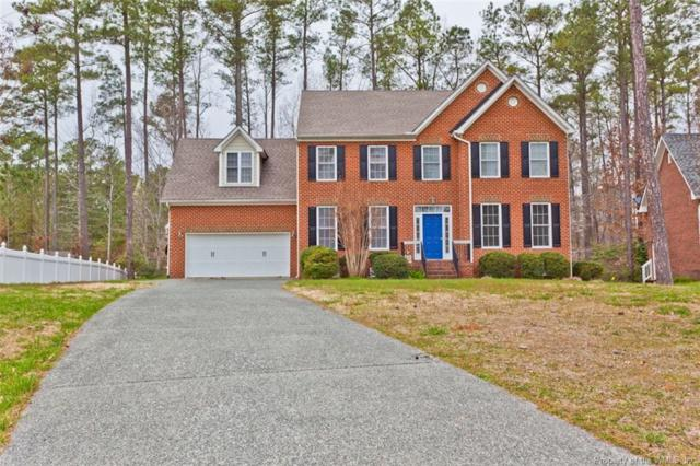 5910 Brickshire Drive, Providence Forge, VA 23140 (MLS #1832569) :: The Ryan Sanford Team