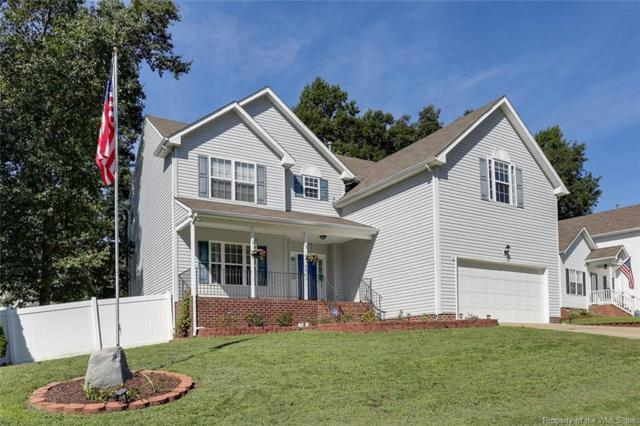 5805 Montpelier Drive, Williamsburg, VA 23188 (#1832579) :: Abbitt Realty Co.