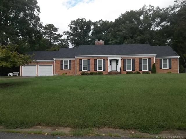115 W Kingswood Drive, Williamsburg, VA 23185 (MLS #1832585) :: Chantel Ray Real Estate