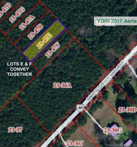 .34 acres Martin Luther King Highway, Spring Grove, VA 23881 (MLS #1832657) :: RE/MAX Action Real Estate