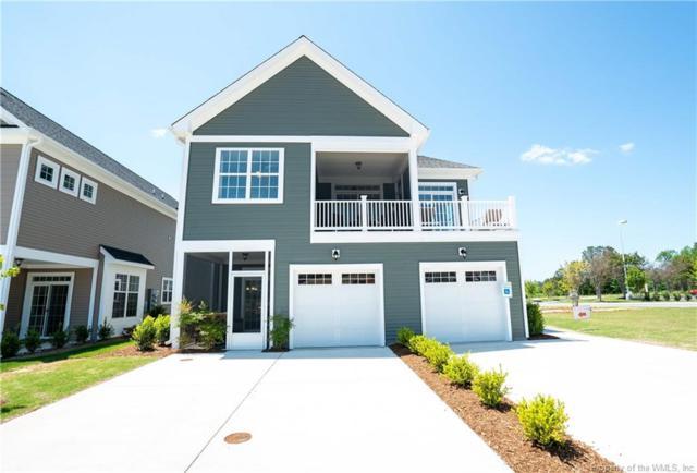 2101 Promenade Lane 21-01, Williamsburg, VA 23185 (MLS #1832664) :: Small & Associates
