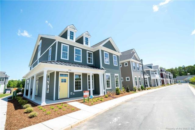2002 Promenade Lane 20-02, Williamsburg, VA 23185 (MLS #1832669) :: Small & Associates