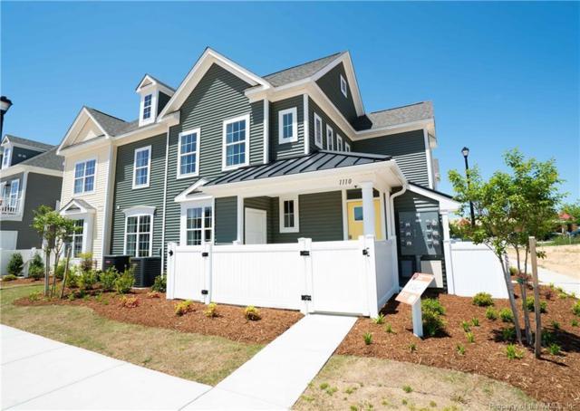 704 Promenade Lane 7-04, Williamsburg, VA 23185 (#1832675) :: Green Tree Realty