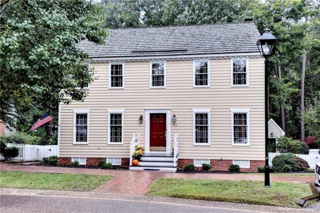 102 Thomas Gates, Williamsburg, VA 23185 (MLS #1832698) :: Explore Realty Group