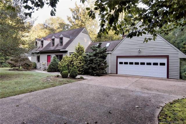 129 Kingspoint Drive, Williamsburg, VA 23185 (MLS #1832770) :: Explore Realty Group