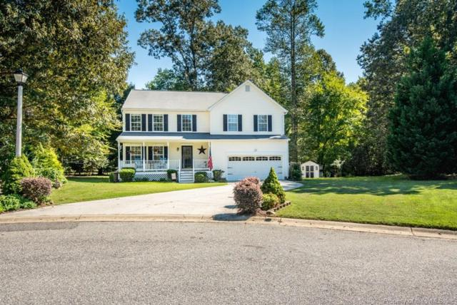 4036 Red Wing Court, Williamsburg, VA 23188 (#1832789) :: Green Tree Realty