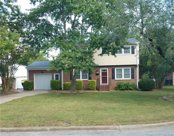 574 Dellwood Drive, Newport News, VA 23602 (#1832797) :: Abbitt Realty Co.