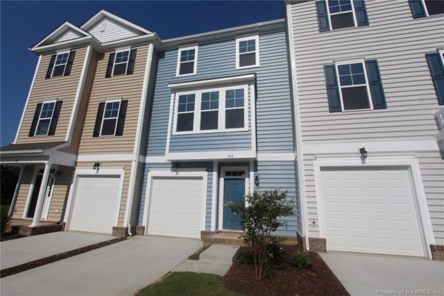 604 Prosperity #33, Williamsburg, VA 23188 (MLS #1832820) :: Chantel Ray Real Estate