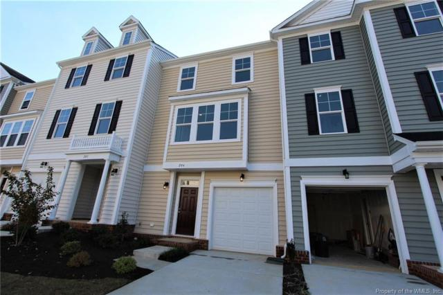 1002 Prosperity #53, Williamsburg, VA 23188 (MLS #1832823) :: Chantel Ray Real Estate