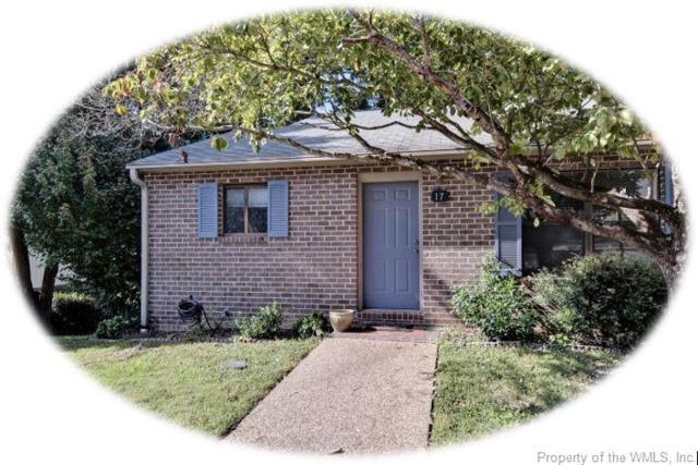 17 James Square, Williamsburg, VA 23185 (MLS #1832834) :: RE/MAX Action Real Estate