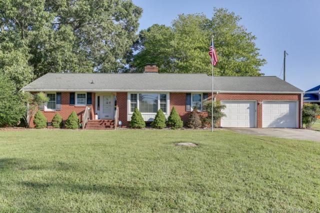 1105 Yorktown Road, Yorktown, VA 23693 (#1832881) :: Abbitt Realty Co.