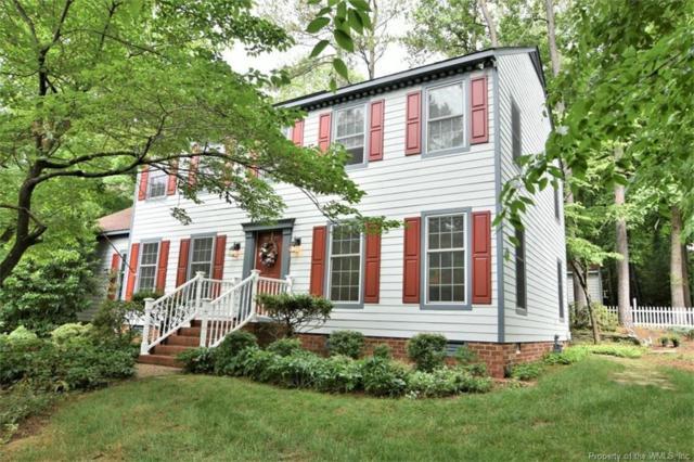 201 Tutter's Neck, Williamsburg, VA 23185 (MLS #1832943) :: Small & Associates