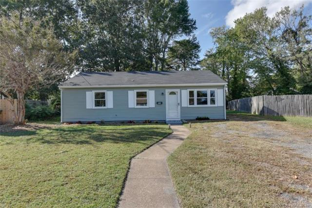 809 Morris Street, Hampton, VA 23663 (#1833005) :: 757 Realty & 804 Realty