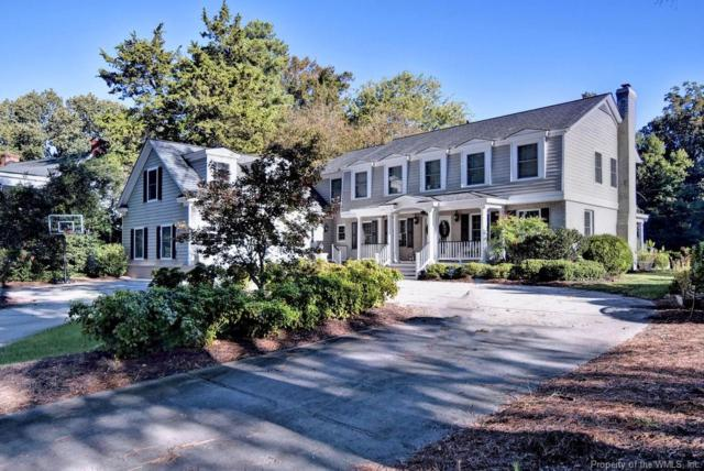 106 Riverside Drive, Newport News, VA 23606 (#1833037) :: Abbitt Realty Co.