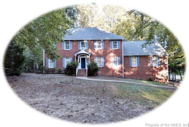 7328 Little Creek Road, Toano, VA 23168 (#1833064) :: Abbitt Realty Co.
