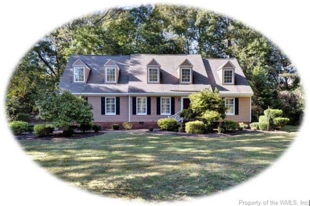 122 James Bray Drive, Williamsburg, VA 23188 (MLS #1833078) :: RE/MAX Action Real Estate