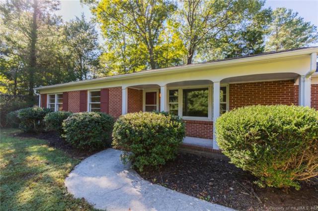 163 Albemarle Drive, Williamsburg, VA 23185 (MLS #1833107) :: Small & Associates