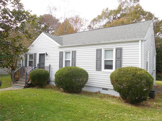 1165 Duncan Drive, Williamsburg, VA 23185 (MLS #1833129) :: Explore Realty Group