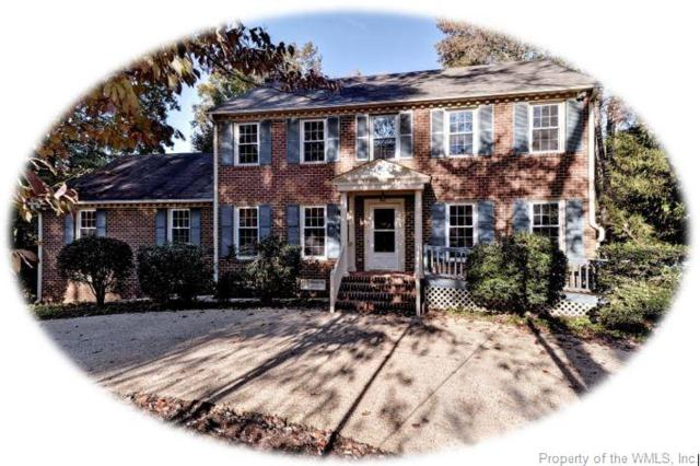 31 Ensign Spence, Williamsburg, VA 23185 (MLS #1833161) :: RE/MAX Action Real Estate