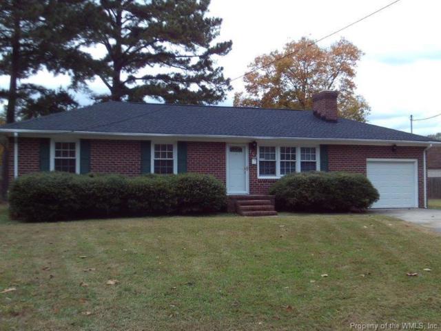 203 Shadywood Drive, Newport News, VA 23602 (#1833169) :: Abbitt Realty Co.