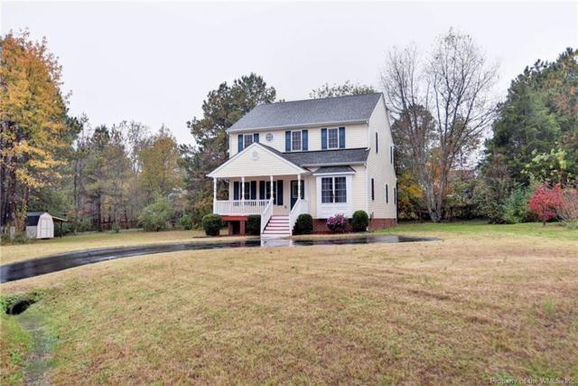 1865 Littleleaf Lane, New Kent, VA 23141 (#1833199) :: Abbitt Realty Co.
