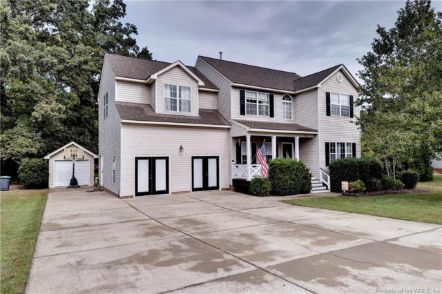 101 Old Field Road, Williamsburg, VA 23188 (MLS #1833243) :: Explore Realty Group