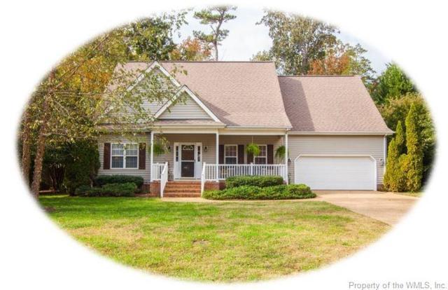 3772 Captain Wynne Drive, Williamsburg, VA 23185 (MLS #1833259) :: Chantel Ray Real Estate