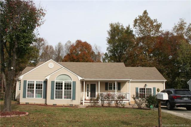 111 Hickory Hills Drive, Williamsburg, VA 23185 (MLS #1833273) :: Chantel Ray Real Estate