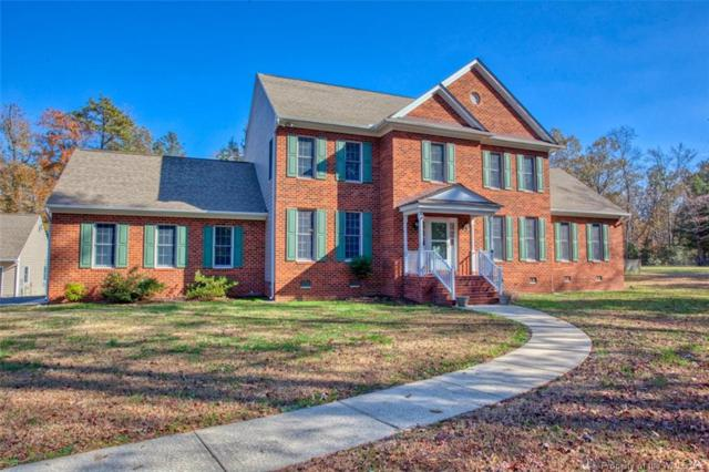 13610 Stage Road, Lanexa, VA 23089 (MLS #1833287) :: EXIT First Realty