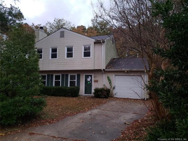 25 Chowan Place, Newport News, VA 23608 (#1833321) :: Abbitt Realty Co.
