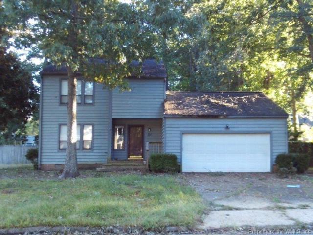 314 Hearthstone Way, Newport News, VA 23608 (#1833350) :: Abbitt Realty Co.