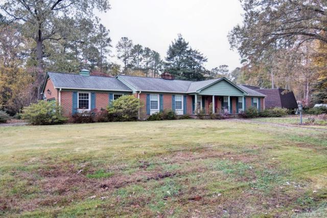 100 Tarpon Drive, Yorktown, VA 23692 (#1833356) :: Abbitt Realty Co.