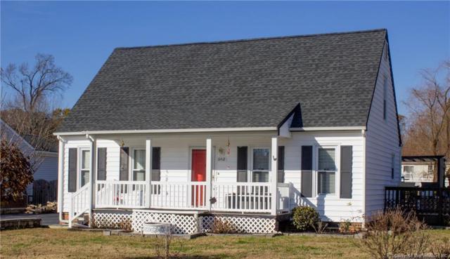 6412 Joshue Tree Lane, Mechanicsville, VA 23111 (#1833370) :: Abbitt Realty Co.