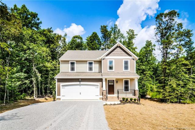 6876 Oakfork Court, New Kent, VA 23124 (MLS #1833373) :: The RVA Group Realty