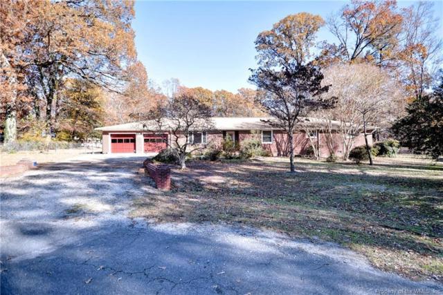 104 Massacre Hill Road, Williamsburg, VA 23185 (#1833382) :: Abbitt Realty Co.