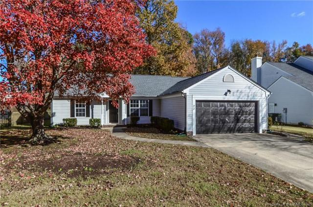 22 Holloway Drive, Hampton, VA 23666 (#1833395) :: Abbitt Realty Co.